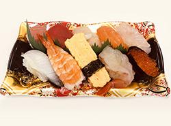 握り寿司10貫上