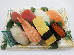 握り寿司8貫松