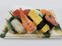 握り寿司8貫竹