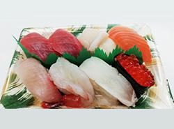 握り寿司8貫特上